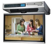Venturer KLV3915 15.4-Inch Undercabinet Kitchen LCD TV/DVD