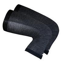 Defeet Kneeker Charcoal Wool Socks, One Size