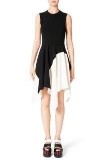 Women's Proenza Schouler Knit Stretch Silk Dress, Size X-