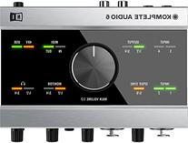 Native Instruments Komplete Audio 6 6-Channel USB Audio