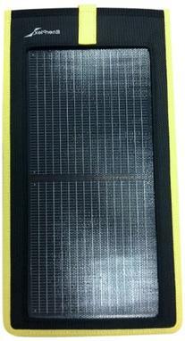 EnerPlex KR-0002-YE Kickr II Portable Solar Charger for