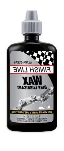 Finish Line KryTech Wax Chain Lube 4oz Squeeze Bottle