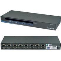 16-port USB KVM Swt.Rack Mount