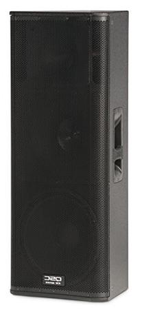 QSC KW153 1000 Watts 3-Way Powered Loudspeaker