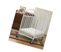 L. A. Baby Compact Crib