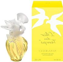 L'air Du Temps By Nina Ricci For Women. Eau De Toilette