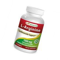 Best Naturals L-Arginine 1000 mg 120 Tablets -