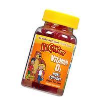 L'il Critters Vitamin D3 Gummy Bears 60 ea