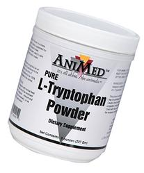 AniMed L-Tryptophane Pure 2250Mg Per 1/2 Teaspoon for Horses