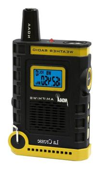 La Crosse 810-805 Technology Super Sport NOAA Weather Radio