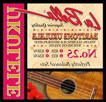 LaBella 25 Baritone Ukulele Strings