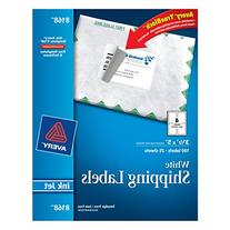 Avery Shipping Labels for Inkjet Printers, 3.5 x 5 Inches,