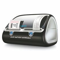 DYMO Labelwriter Twin Turbo Printer, 71 Labels/Min, 8-1/2W X