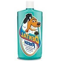 SynergyLabs Dental Fresh Original Formula for Dogs and Cats; 17 fl. oz