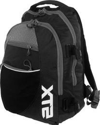 STX Lacrosse Sidewinder Lacrosse Backpack, Black