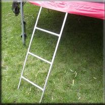 Skywalker 3 Step Steel Trampoline Ladder