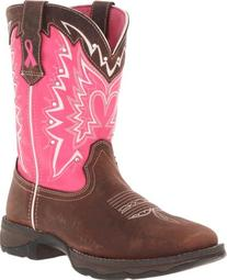 Durango Lady Rebel 10 Inch Pull-on RD3557 Western Boot,Dark