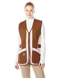 Browning Lady SPTR Mesh II Vest, Brown/Pink, Small