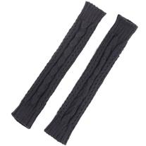 Leegoal Lady Girl Stretchable Weave Knit Arm Warmer