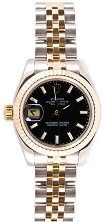Rolex Ladys 179173 Datejust Steel & 18k Gold, Jubilee Band,