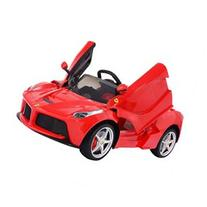 Costway 12V LaFerrari Kids Ride On Car Battery Powered RC