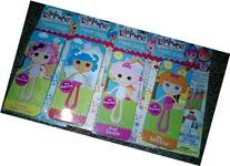 Lalaloopsy Manetic Paper Dolls Complete Set of 4