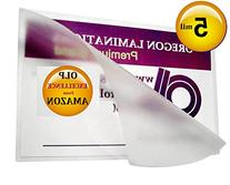 5 Mil Double Letter Laminating Pouches 11-1/2 x 17-1/2 Qty