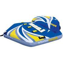 Aquaglide Lanai Combo 4-Person Towable Swimming Platform,