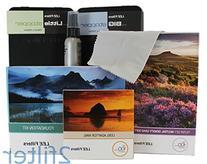 Lee Filters Landscape Pro Kit includes Lee Foundation Kit,