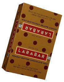 Larabar Pbuttr Choc Chip Size 16ct Larabar Peanut Butter