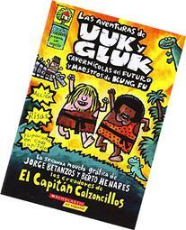 Las aventuras de Uuk y Gluk, cavernicolas del futuro y