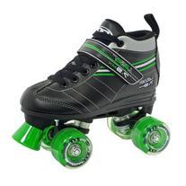 Roller Derby Boy's Laser Speed Quad Skate, Size 06