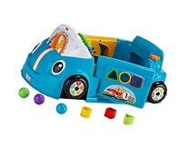 Fisher-Price Laugh & Learn Smart Stages Crawl Around Car,
