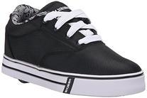 Heelys Launch Skate Shoe , Black, 7 M US Big Kid