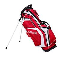 Hot Launch Performance Stand Bag - Red, White