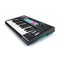 Novation Launchkey 25 MKII - USB MIDI Controller Keyboard 25