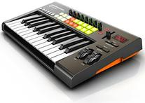Novation Launchkey 25, 25-key USB/iOS MIDI Keyboard
