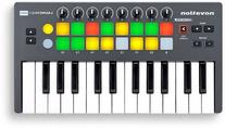Novation Launchkey 25-Key Mini Compact Instrument and USB