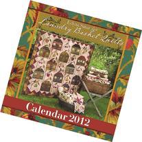 Laundry Basket Quilt 2012 Calendar