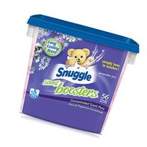 Snuggle Laundry Scent Boosters, Lavender Joy, Tub, 56 Count