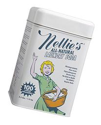 Nellie's All Natural Laundry Soda, 3.3 lbs