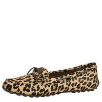 Sperry Top-Sider Women's Laura Slip-On - Leopard-Suede, 6 B