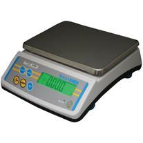 Adam Equipment LBK 12a Compact Bench Scale, 12lb/6000g