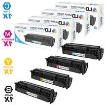 LD © Compatible Replacements for HP 312X / 312A Set of 4
