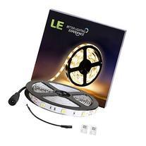 LE 12V Flexible LED Strip Lights, 3000K Warm White, 150