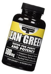 PrimaForce Lean Green - 500mg/60 Capsules