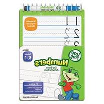 * LeapFrog Mini Dry Erase Book, Numbers, Grades K-1, 8 Pages
