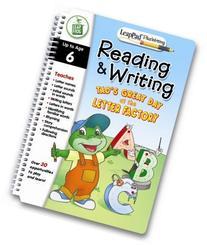 LeapPad Plus Writing: Pre-Kindergarten Book - Reading