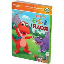 LeapFrog LeapReader Junior 1,2,3 Roar Counting Book