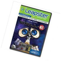 Leapster Learning Game Cartridge: Wall-E